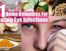 11 Accueil recours pour le traitement des infections de l'oeil