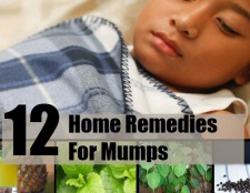 12 meilleurs remèdes maison pour les oreillons