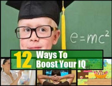 12 façons faciles d'augmenter votre QI