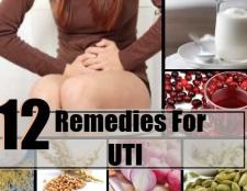 12 remèdes efficaces à domicile pour uti