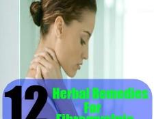 12 remèdes à base de plantes pour la fibromyalgie