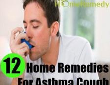 12 remèdes à la maison pour l'asthme toux