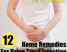 12 Accueil recours pour infection urinaire des voies
