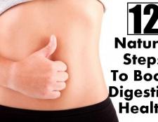 12 étapes naturelles pour stimuler la santé digestive