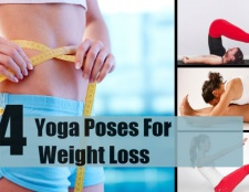 4 Postures de yoga pour perdre du poids