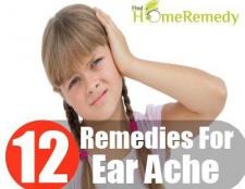 12 remèdes maison merveilleux pour mal d'oreille