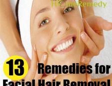 13 remèdes efficaces à domicile pour l'épilation du visage