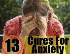 13 remèdes naturels efficaces pour l'anxiété