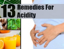 13 remèdes à la maison pour l'acidité