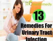 13 Accueil recours pour infection urinaire