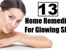 Top 13 remèdes maison pour une peau éclatante