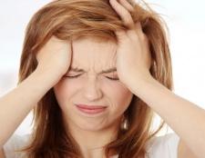 Des moyens efficaces pour se débarrasser d'un mal de tête