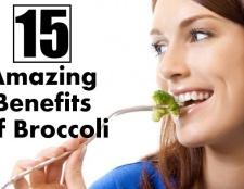 15 avantages étonnants du brocoli