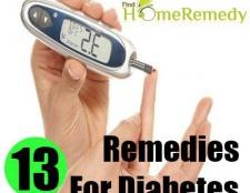 9 meilleurs remèdes maison pour le diabète
