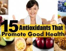 15 antioxydants qui favorisent une bonne santé