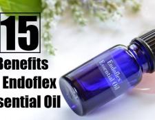 15 Avantages de l'huile essentielle EndoFlex