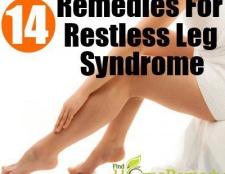 15 remèdes efficaces à domicile pour le syndrome des jambes sans repos
