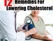 12 remèdes à base de plantes pour réduire le cholestérol