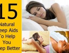 15 somnifères naturels pour vous aider à mieux dormir