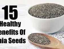 15 avantages sains surprenants de graines de chia