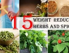 15 Poids réduire herbes et épices