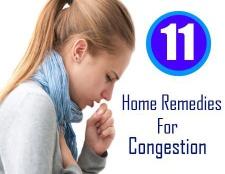 16 remèdes efficaces à domicile pour la congestion