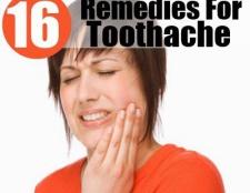 16 remèdes maison pour les maux de dents