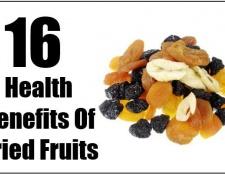 16 prestations de santé remarquables de fruits secs