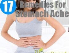 17 remèdes efficaces à domicile pour les maux d'estomac