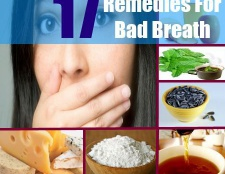 17 remèdes à la maison pour la mauvaise haleine