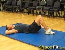 3 exercices les plus efficaces pour perdre la graisse du ventre