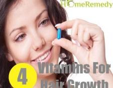 4 meilleures vitamines pour la croissance des cheveux