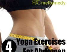 4 meilleurs exercices de yoga pour l'abdomen
