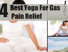 4 Meilleur yoga pour soulager la douleur de gaz