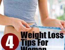 4 conseils de perte de poids efficace pour les femmes à la maison