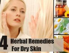 4 Les plantes médicinales pour la peau sèche