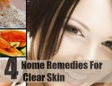4 Accueil recours pour la peau claire