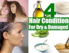 4-shampooings maison pour cheveux secs et abîmés