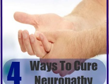 4 façons naturelles pour guérir la neuropathie