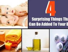 4 choses surprenantes qui peuvent être ajoutés à votre salle de bain