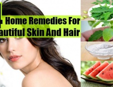 4 Top remèdes maison pour une belle peau et des cheveux
