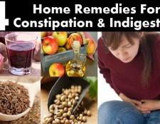 4 Top remèdes maison pour la constipation et l'indigestion