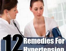 4 Top remèdes maison pour l'hypertension