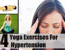 4 exercices de yoga pour l'hypertension