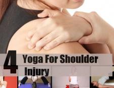 4 Yoga pour blessure à l'épaule