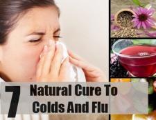 5 remèdes étonnants pour le rhume et la grippe