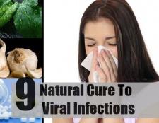 9 remèdes naturels pour les infections virales