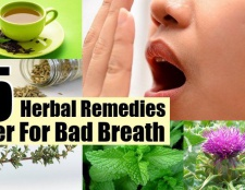 5 meilleurs remèdes jamais pour la mauvaise haleine