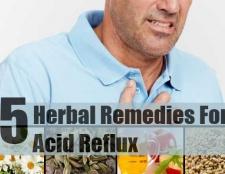 5 meilleurs remèdes à base de plantes pour le reflux acide