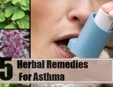 5 meilleurs remèdes pour l'asthme